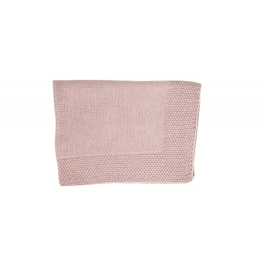 Couverture pour prématuré en laine