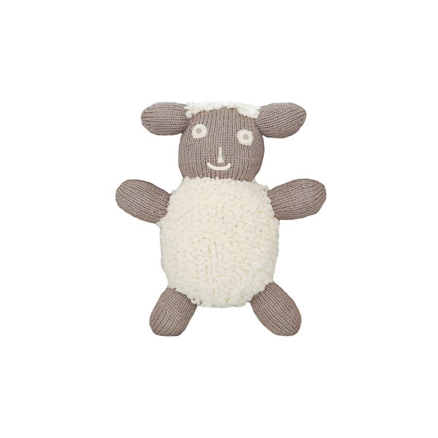 Doudou tricot Léon
