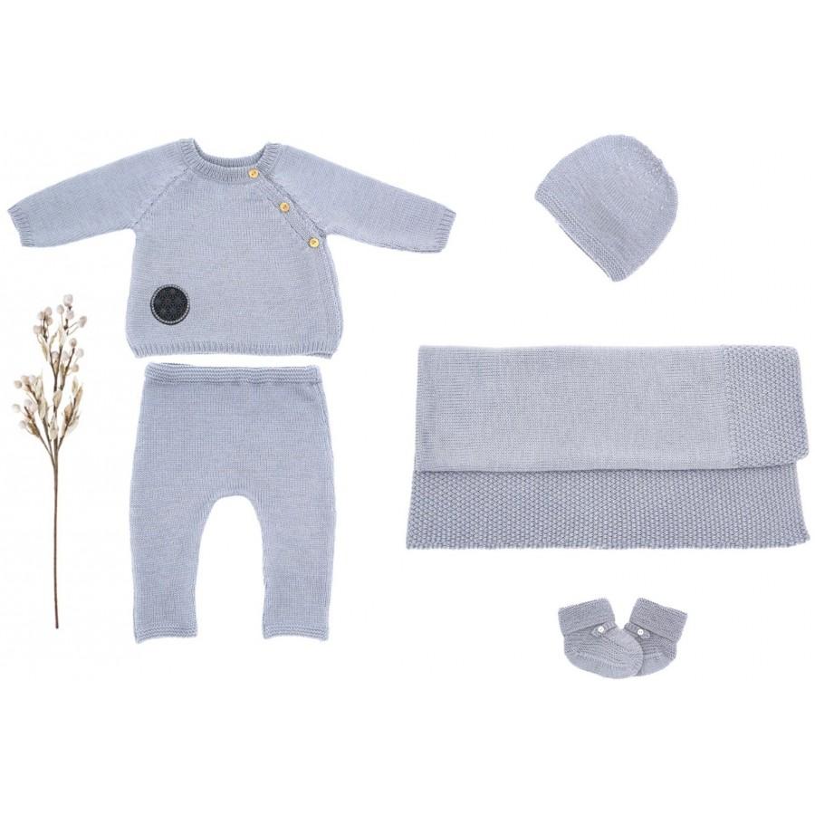 Trousseau prema laine tricot